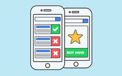 Campagnes Google Shopping sur smartphones