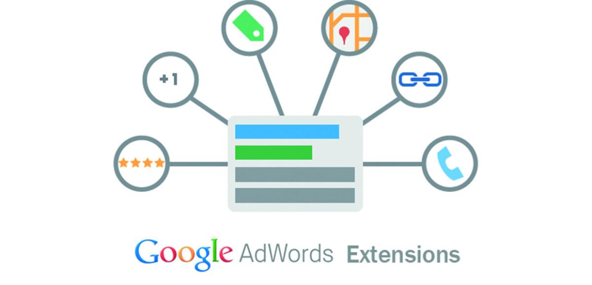 Extensions Adwords enrichissement de vos annonces