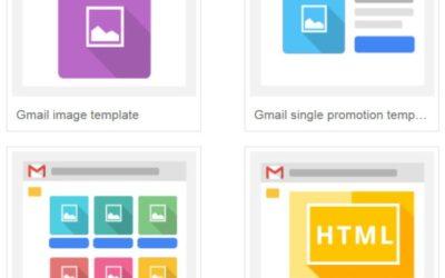 Gmail Ads : de nouvelles options à votre disposition