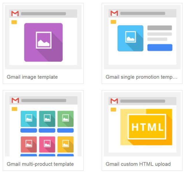 Gmail Ads de nouvelles options à votre disposition