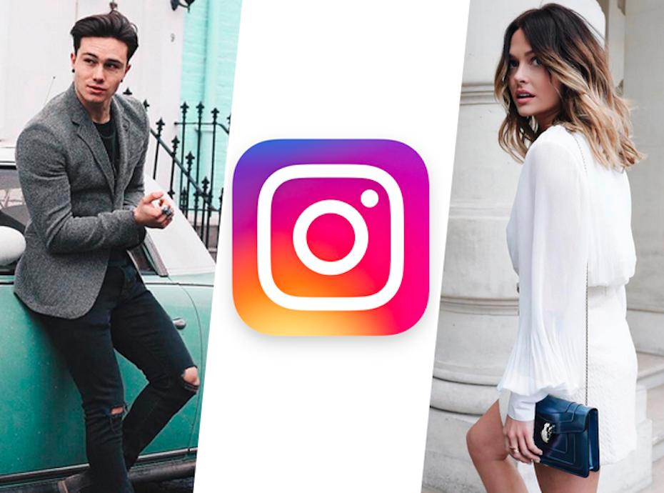 Sponsorisation de votre marque instagram