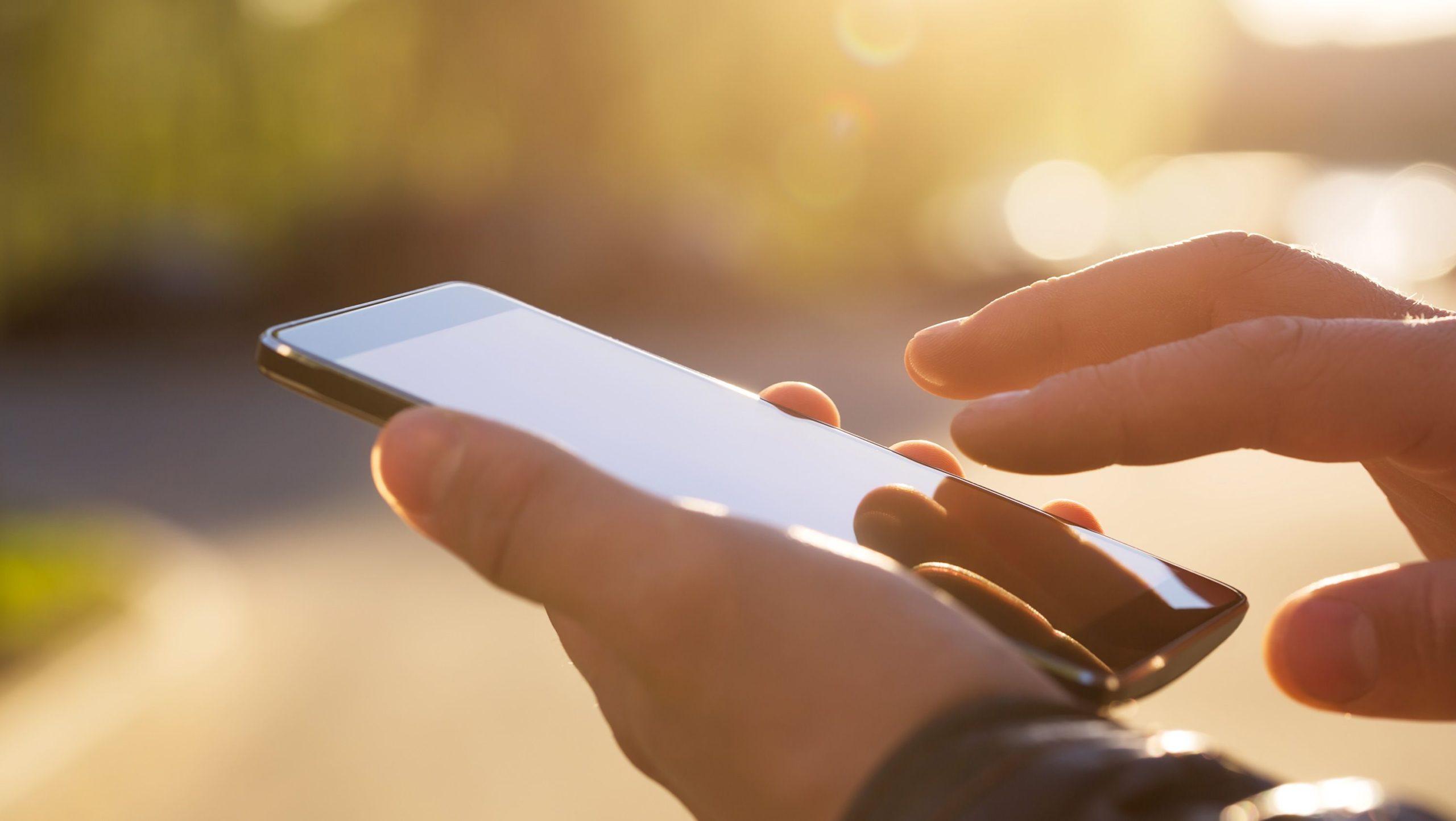 Maximiser votre site Internet pour le smartphone