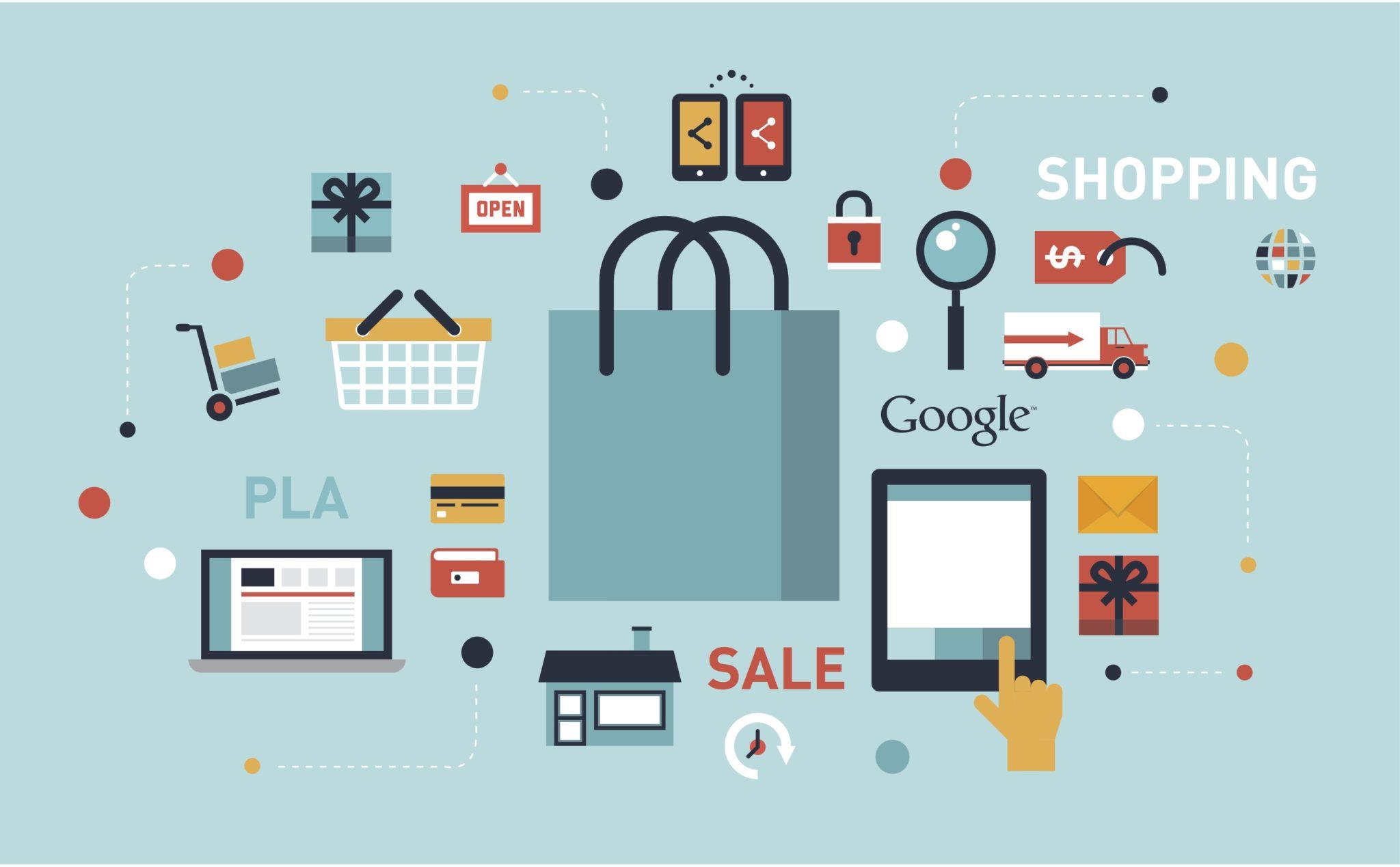 Nouvelles annonces Google Shopping