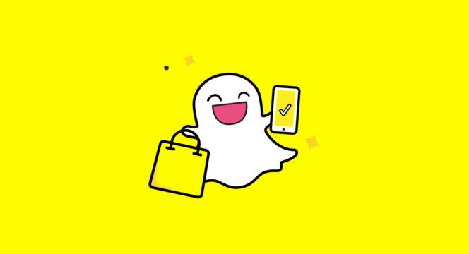 Publicité commercials Snapchat Ads