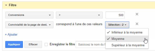 Qualité Google Ads Nouvelles alternatives