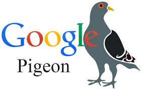 Référencement local par Google Pigeon