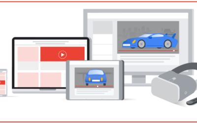 Publicitaires : la 3D à votre portée avec Google Ads Swirl !
